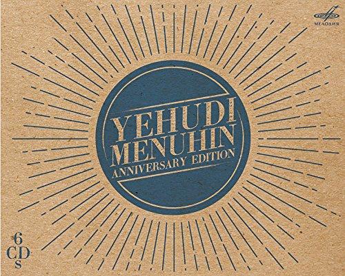Yehudi Menuhin Anniversary Edition