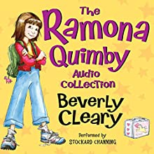 The Ramona Quimby Audio Collection Audiobook by Beverly Cleary, Tracy Dockray Narrated by Stockard Channing