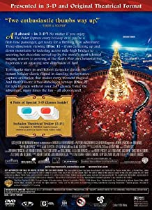 The Polar Express Presented in 3-D [Blu-ray] from Warner Home Video