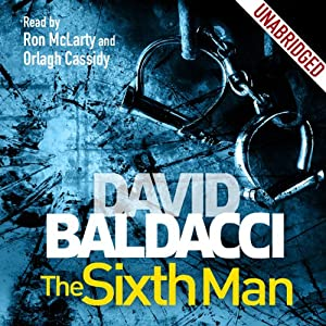 The Sixth Man: Sean King and Michelle Maxwell, Book 5 Audiobook