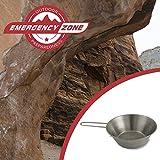 Stainless Steel Sierra Cup