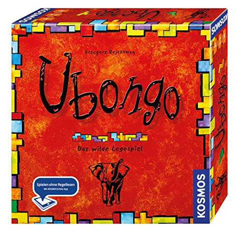 Kosmos 692339 - Ubongo, Neue Edition 2015