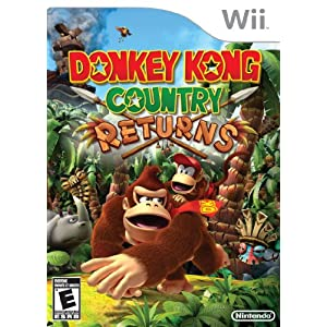 Online Game, Online Games, Video Game, Video Games, Nintendo, Wii, Adventure, Donkey Kong Country Returns