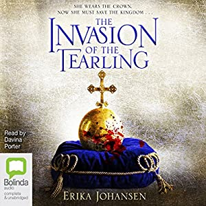 The Invasion of the Tearling Audiobook