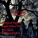 Gothic Tales of Terror: Volume 7  by Rudyard Kipling, Arnold Bennett, Daniel Defoe, Edgar Allan Poe, Edith Nesbit Narrated by Ian Holm, Richard Mitchley, Bill Wallis, Geoff McGivern, Ghizela Rowe