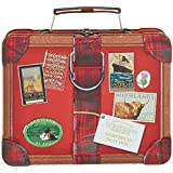 Walkers Shortbread Mini Shortbread Suitcase Tin 250g, 1er Pack (1 x 250 g)