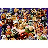 THE MUPPET SHOW POSTER Full Cast RARE HOT NEW 24X36