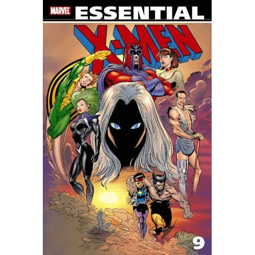 61103aBWGpL. SS500  How Hard Is It to Buy A Marvel Essentials on Amazon?