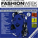 echange, troc Various Artists - Music From the Fashion Week 4