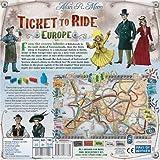 Ticket to Ride Europe ~ Alan R. Moon
