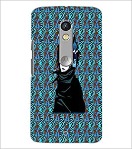 PrintDhaba Random Image D-4555 Back Case Cover for MOTOROLA MOTO X PLAY (Multi-Coloured)