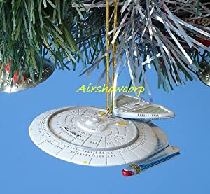 #!Cheap STAR TREK II *17 CHRISTMAS DECORATION ORNAMENT HOME PARTY TREE DECOR FURUTA 2 MODEL FARRAGUT SPACESHIP (Original from The Best Moment @ Amazon)