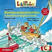 Abenteuergeschichten & Schatzsuchergeschichten (Lesepiraten) | Sabine Zett, Marliese Arold