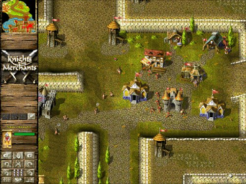 Knights and Merchants Gold Edition 2012 screenshot