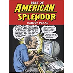 "Cover image of ""The Best of American Splendor"" by Harvey Pekar"