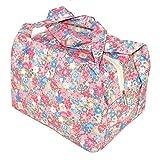 保冷温トートバッグ LBS-L0101 (花1A)