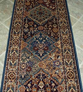Amazon.com - 152907 - Rug Depot Traditional Oriental Stair