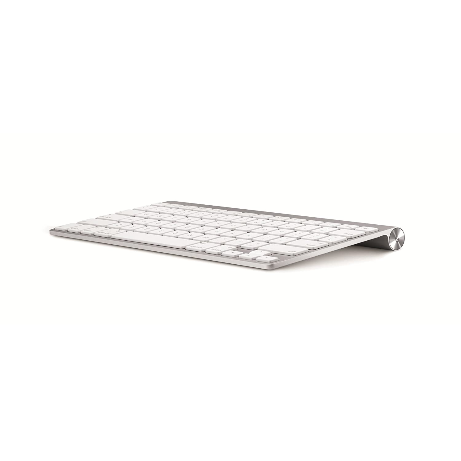 Apple Wireless Keyboard MC184LL/B [NEWEST VERSION]
