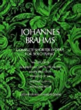 Johannes Brahms : Complete Shorter Works for Solo Piano