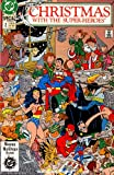 img - for Christmas with the Super-Heroes #2 book / textbook / text book