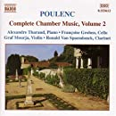 Poulenc: Complete Chamber Music, volume 2