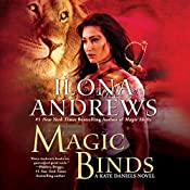 Magic Binds: Kate Daniels, Book 9 | [Ilona Andrews]