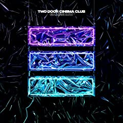 Two Door Cinema Club Lavender cover