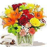 FRIENDSHIP BOUQUET - Exclusive Bouquets & Fresh Flowers for by Eden4flowers