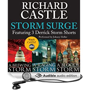 Storm Surge: Featuring 3 Derrick Storm Shorts: Brewing Storm, Raging Storm, and Bloody Storm
