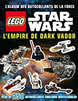 """""""Lego Star Wars, L'album des autocollants 5 L'empire de Dark Vador"""""""