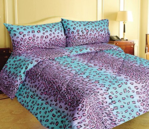 Leopard Sheets King front-1027566