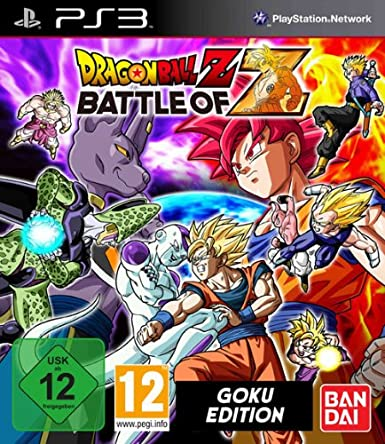 Dragon Ball Z: Battle of Z - Goku Edition