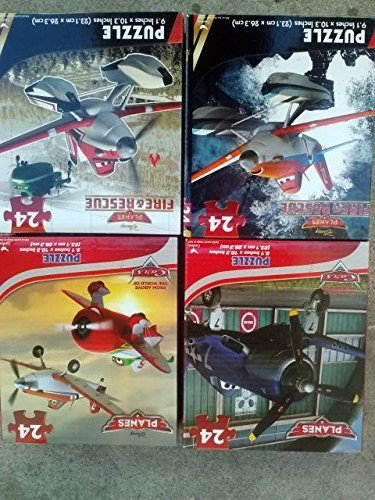 Disney Planes & Planes Fire Rescue 24 Piece Puzzle (Assorted, Designs & Quantities Vary) - 1