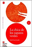 img - for La chica de los zapatos verdes (Bk & CD) / The Girl With the Green Shoes (Bk & CD) (Leer En Espanol Level 2) (Spanish Edition) book / textbook / text book