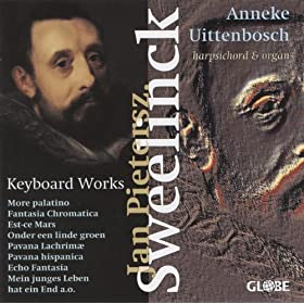 Jan Pieterszoon Sweelinck, Keyboard Works