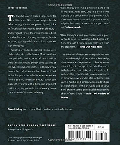 The Invisible Dragon: Essays on Beauty, Revised and Expanded