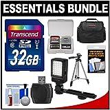 Essentials Bundle for JVC Everio