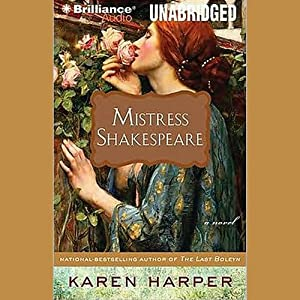 Mistress Shakespeare Audiobook
