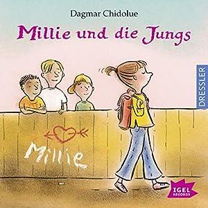 Millie und die Jungs Hörbuch
