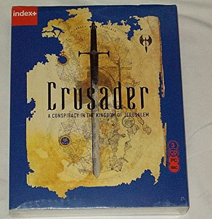Crusader: A Conspiracy in the Kingdom of Jerusalem
