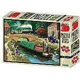 Kevin Walsh kw10016Barra y Canal Super 3d Puzzle (500piezas)