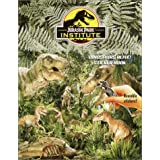 Jurassic Park(TM) Institute:Dinosaurs Alive Sticker Bookby Dennis Shealy