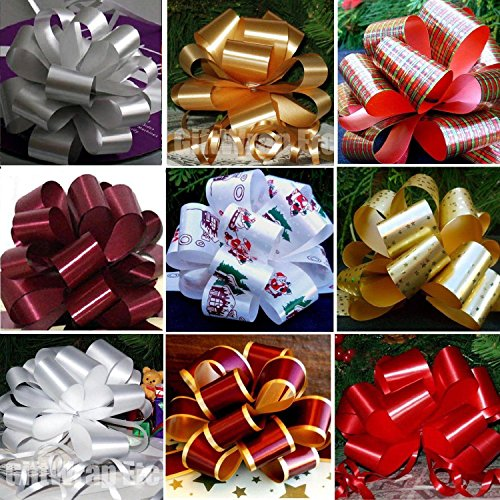 Christmas Gift Pull Bows - 5