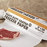 Weston 83-4001-W Freezer Paper with Cutter Box