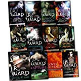 J. R. Ward J. R. Ward Black Dagger Brotherhood 12 Books Collection Pack Set RRP: £121.71