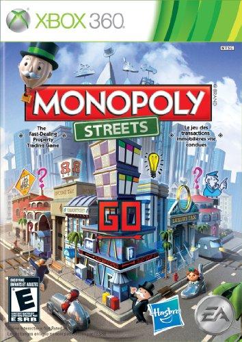 Monopoly Streets - Xbox 360