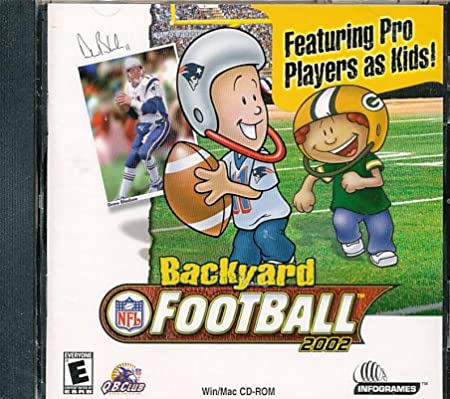 Backyard Football 2002