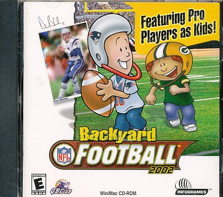 Backyard Football Video Game backyard football online