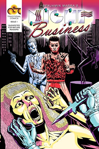 Night Business, Issue 1: Bloody Nights Part 1: Volume 1