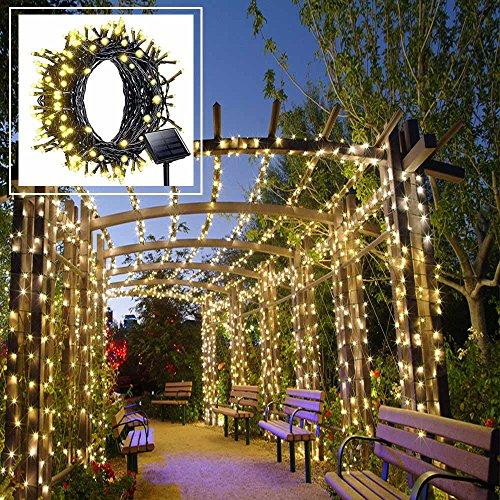 top 5 best solar outdoor christmas lights for sale 2016 product boomsbeat. Black Bedroom Furniture Sets. Home Design Ideas